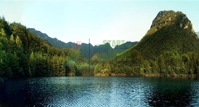 仙寓山风景区(门市价:60rmb/人)生态保护区