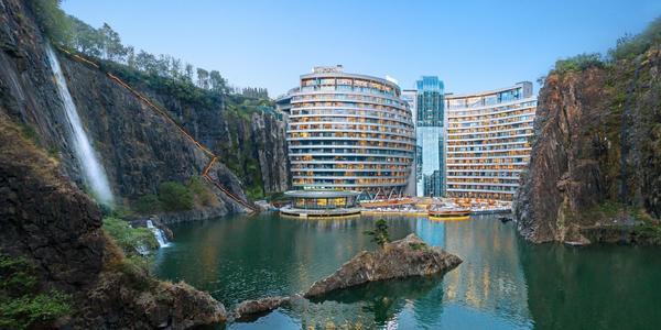"""世界上特色之""""最""""的酒店,你住过几家?"""